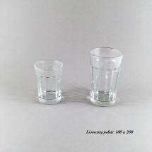 Lisovaný pohár 100 a 200