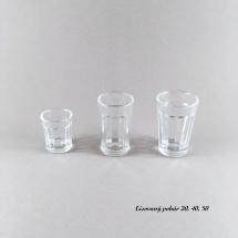 Lisovaný pohár 20, 40, 50