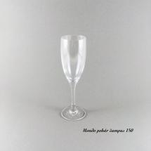 Mondo pohár šampus 150
