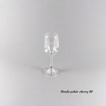 Mondo pohár sherry 80