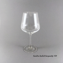 Sandra kalich burgundy 570