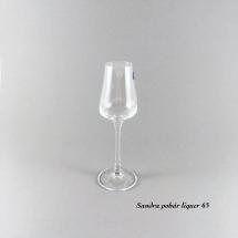 Sandra pohár liquer 65