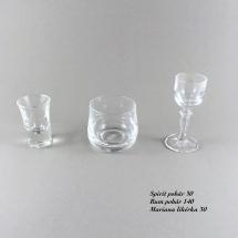 Spirit 30, Rum 140, Maiana líkerka 30