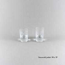 Swarovski pohár 30 a 70