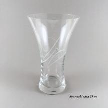 Swarovski váza 25 cm (2)