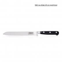Nôž na chlieb 20 cm (profi-line)